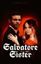 Salvatore Sister - Elijah Mikealson by jessie_bell2001