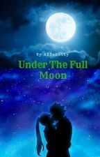 Under The Full Moon (NaLu) by ADSchatty
