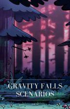 Gravity Falls Scenarios by cult_ist