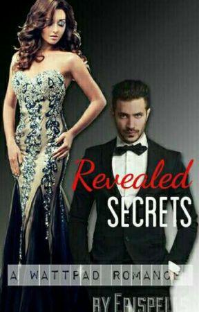 Revealed Secrets by erispells