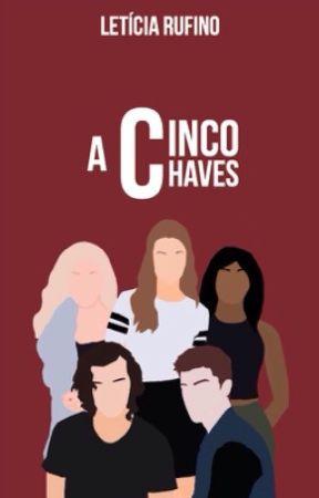 A Cinco Chaves by perdidanasnuvens