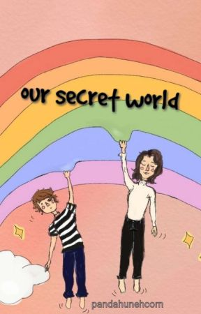 our secret world//larry  by PandahUnehcorn
