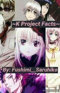•K Project Facts• cover