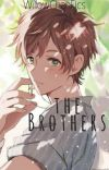 The Brothers. Garrence Zanvis and Vylante. cover