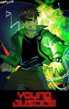 Ben 10: Justice Incarnate by Firestorm808