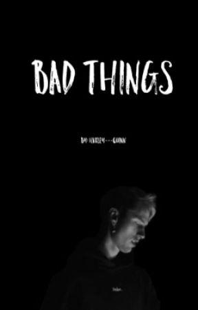 MGK Imagine// Bad Things by Harley---Quinn