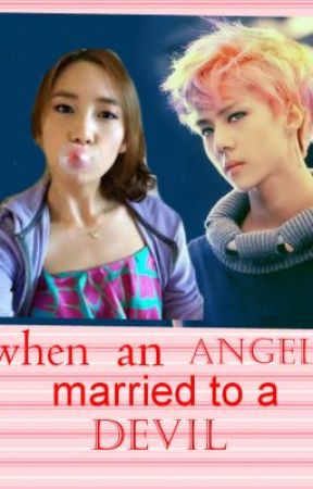 when an angel married to a devil ( SeYoon) by hoya_yoona30