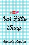 Our Little Thing  cover