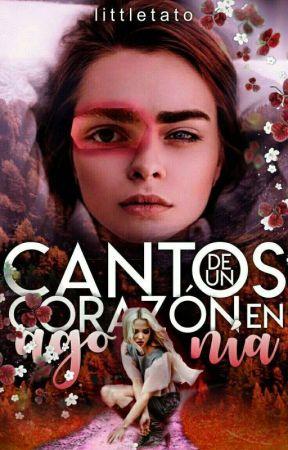 Cantos De Un Amor En Agonía by littletato