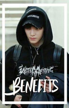 Benefits - Lee Taeyong by iamshooketh