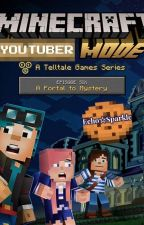 Minecraft YouTuber Mode: A Portal To Mystery [Ep.1] by echo_sparkle