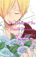 The Cook and the Pirate Princess: Sanji X Reader by TeruTategami
