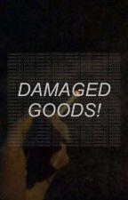 damaged goods ⚔ jessica jones by happysynonym