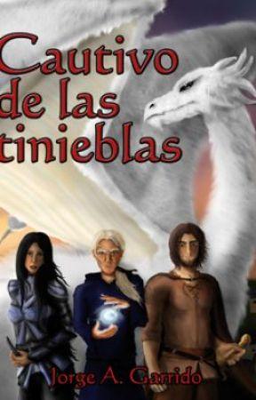Cautivo de las tinieblas (saga Ojos de reptil #1) by Jorge_A_Garrido
