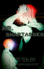 Mr. Smartasses || Karma x Reader x Asano by DeFenDeRoFpUnS737