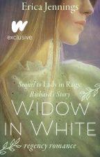 Widow in White by Spiszy