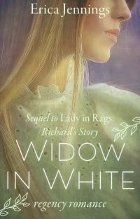 Widow in White cover