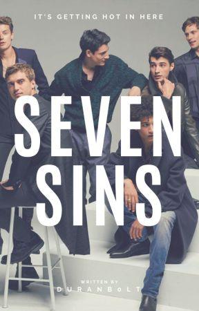 SEVEN SINS by Duranb0lt