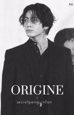 Origine - Jeon Jungkook by secretpenguinfan