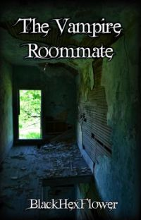 The Vampire Roommate cover