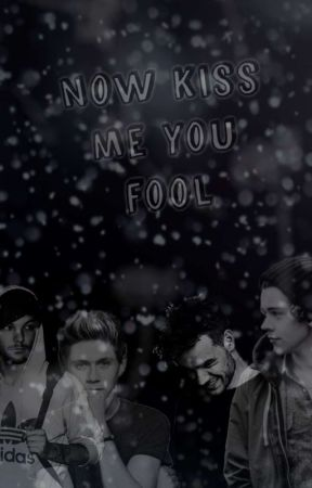 Now kiss me you fool // L.S // by Avocadoboyyyy