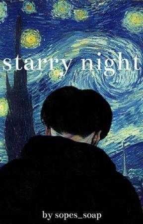 • starry night • yoonseok ✓ by sopes_soap