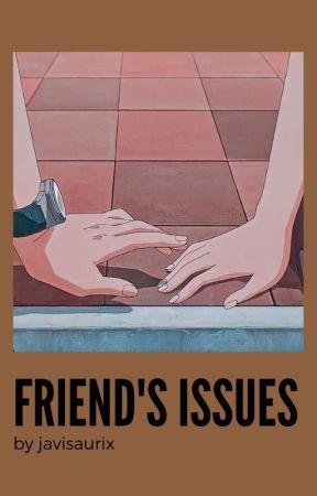 friends issues [ashton irwin] by javisaurix