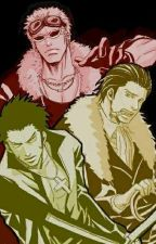 ~Crocodile x reader x Doflamingo x Mihawk~ by Eustass_D_abby