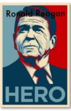Ronald Reagan is a hero by OuiOuiLafayette6