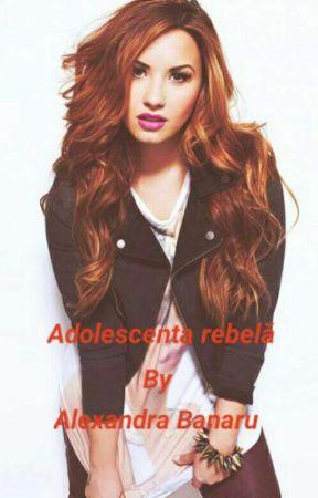 Adolescenta rebelă by AlexandraBanaru