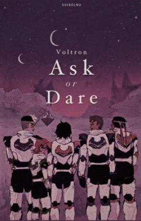 Voltron Ask or Dare by shibelnu