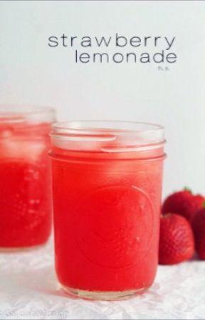 strawberry lemonade    h.s. short story by lesmariex