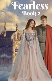 BBC Merlin Fanfic Book 2 - Fearless cover