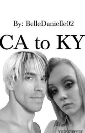 CA to KY: An Anthony Kiedis Fanfiction  by BelleDanielle02