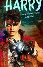 Harry Hook x Reader by JxliaChxrles