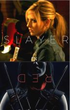 Slayer in Red by Kat17wild