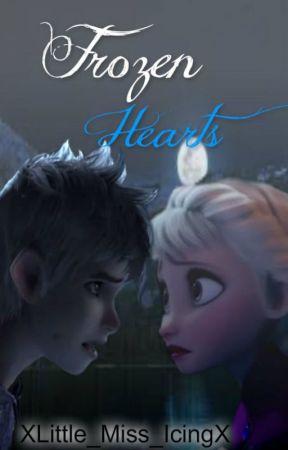 Frozen Hearts [jelsa]  by XLittle_Miss_IcingX