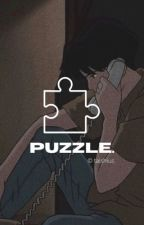 puzzle. - wanna one by taishius