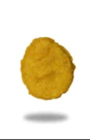 Chicken Nugget x reader by astricxx