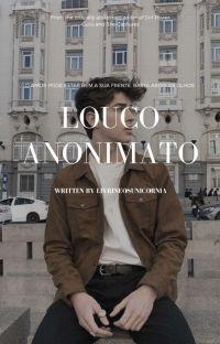 Louco anonimato  cover