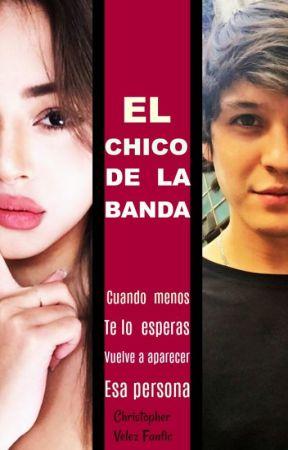 -El chico de la banda- (Christopher Velez) by Selena_grisel