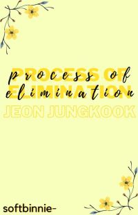 {completed} process of elimination 》jeon jungkook cover