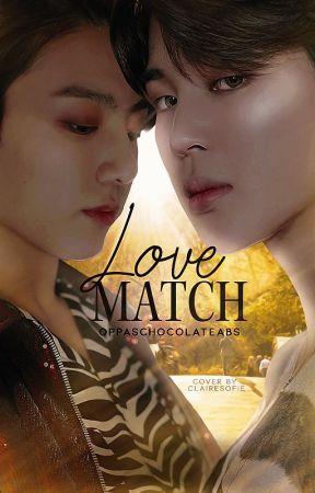 LOVE MATCH - JIKOOK ✓✓ by oppaschocolateabs