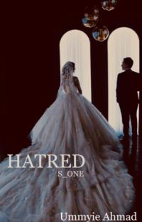 HATRED (series 1#) cover