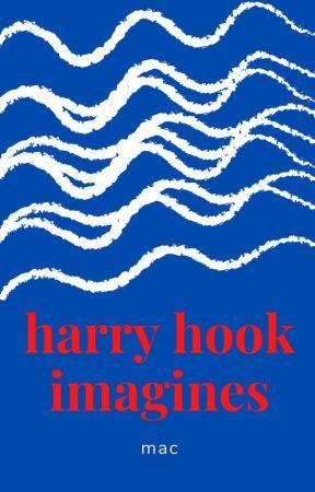 Harry Hook Imagines [Disney Descendants] by CMac6296