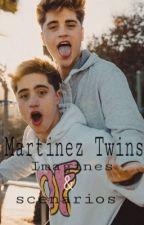 Martinez twins Imagines  by Princess_Cora