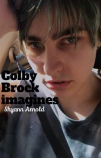 Colby Brock imagines 🖤 cover