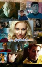 Co-Captains (Star trek fan fic) by alliekatt314