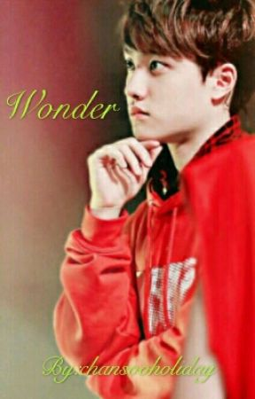 Wonder by peachyryan