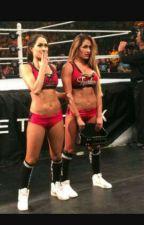 WWE Imagines  by frozenstreakk